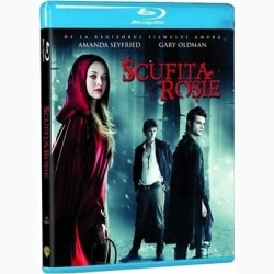SCUFIŢA ROŞIE / RED RIDING HOOD - BD