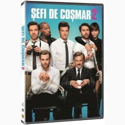 ŞEFI DE COŞMAR 2 / HORRIBLE BOSSES 2 - DVD