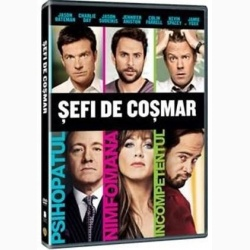 ŞEFI DE COŞMAR / HORRIBLE BOSSES - DVD