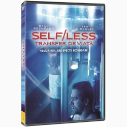 SELF/LESS: TRANSFER DE VIAŢĂ / SELF/LESS - DVD