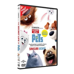 Singuri acasa / The Secret Life Of Pets