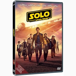 SOLO: O POVESTE STAR WARS / SOLO: A STAR WARS STORY - DVD