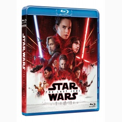 STAR WARS: ULTIMUL JEDI / STAR WARS: THE LAST JEDI - BD
