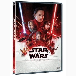 STAR WARS: ULTIMUL JEDI / STAR WARS: THE LAST JEDI - DVD