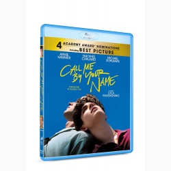 Strigă-mă pe numele tău / Call Me By Your Name - BLU-RAY
