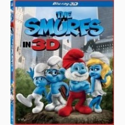 Ștrumfii 1 / The Smurfs 1 - BLU-RAY 3D/2D