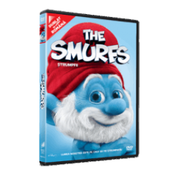 Ștrumfii 1 / The Smurfs 1 - DVD