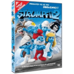Ștrumfii 2 / The Smurfs 2 - DVD