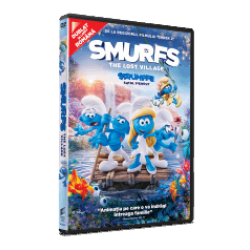 Ștrumfii: Satul pierdut / Smurfs: The Lost Village - DVD