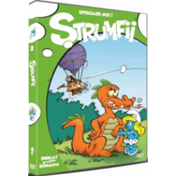 Ștrumfii Volumul 2 / The Smurfs - DVD
