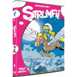 Ștrumfii Volumul 4 / The Smurfs - DVD