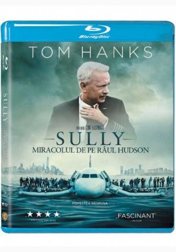 SULLY: MIRACOLUL DE PE RÂUL HUDSON / SULLY - BD