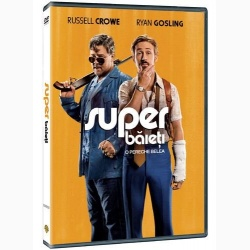 SUPER BĂIEŢI / NICE GUYS, THE - DVD