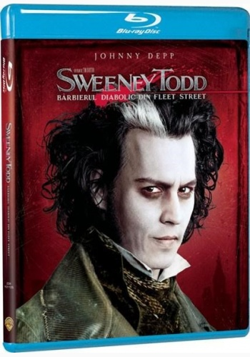 BĂRBIERUL DIABOLIC DIN FLEET STREET / SWEENEY TODD: THE DEMON BARBER OF FLEET  STREET - BD