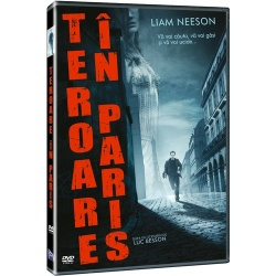 TEROARE ÎN PARIS / TAKEN - DVD
