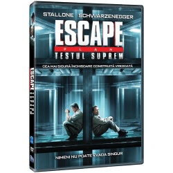 TESTUL SUPREM / ESCAPE PLAN - DVD
