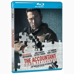 THE ACCOUNTANT: CIFRE PERICULOASE / ACCOUNTANT, THE (2016) - BD