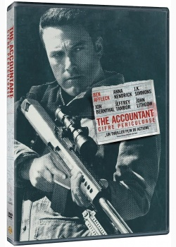 THE ACCOUNTANT: CIFRE PERICULOASE / ACCOUNTANT, THE (2016) - DVD