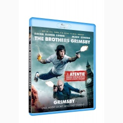 Grimsby / The Brothers Grimsby - BLU-RAY