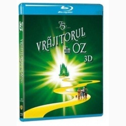 VRĂJITORUL DIN OZ 3D combo A 75-a Aniversare / WIZARD OF OZ, THE 3D combo 75th Anniversary Collectors Edition - 3D
