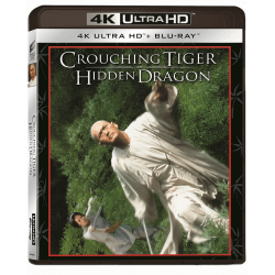 Tigru şi Dragon / Crouching Tiger, Hidden Dragon - UHD 2 discuri (4K Ultra HD + Blu-ray)