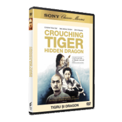 Tigru şi Dragon / Crouching Tiger, Hidden Dragon - DVD