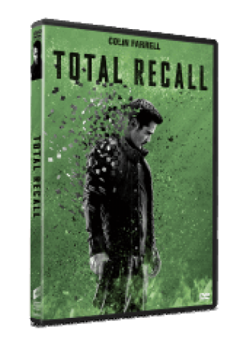 Total Recall: Memorie programată / Total Recall (2012) (Character Cover Collection) - DVD
