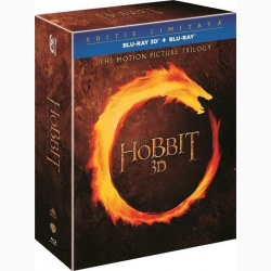 HOBBITUL TRILOGIA 3D / HOBBIT TRILOGY 3D, THE  - 3D