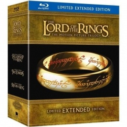 STĂPÂNUL INELELOR TRILOGIA Extended Edition / LORD OF THE RINGS TRILOGY Extended Edition - BD