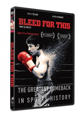 Trup şi Suflet / Bleed For This - DVD