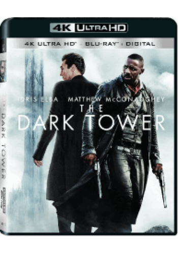 Turnul Întunecat / The Dark Tower - BD 2 discuri (4K Ultra HD + Blu-ray)