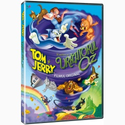 Tom Si Jerry: Intoarcere In Oz