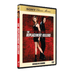 Ucigaşi de schimb / The Replacement Killers - DVD