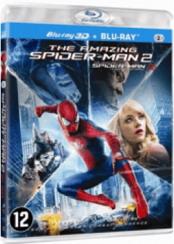 Uimitorul Om-Paianjen 2 / The Amazing Spider-Man 2 - BLU-RAY 3D+2D