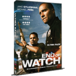 Ultima razie / End of Watch - DVD