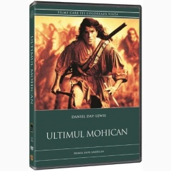 ULTIMUL MOHICAN Ediţie limitată / LAST OF THE MOHICANS, THE Limited Edition - DVD