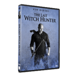 Ultimul vânător de vrăjitoare / The Last Witch Hunter (Character Cover Collection) - DVD