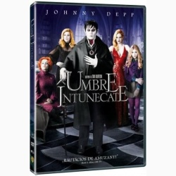 UMBRE ÎNTUNECATE / DARK SHADOWS - DVD