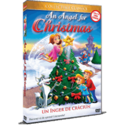 Un înger de Crăciun / An Angel for Christmas - DVD
