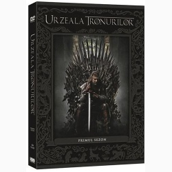 URZEALA TRONURILOR Sezonul 1 / GAME OF THRONES Season 1 (5disc) - TV Series
