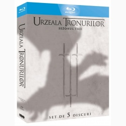 Urzeala Tronurilor Sezonul 3 (Blu Ray Disc) / Game of Thrones Season 3
