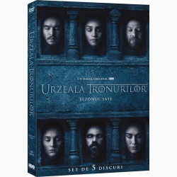 URZEALA TRONURILOR Sezonul 6 / GAME OF THRONES Season 6 - TV Series