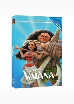 VAIANA - COLECŢIE PRINŢESE (o-ring) / MOANA - PRINCESS COLLECTION (o-ring) - DVD
