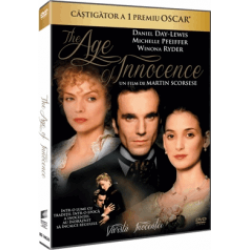 Vârsta inocentei / The Age of Innocence - DVD