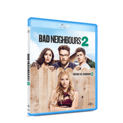 Vecini de coşmar 2 / Bad Neighbours 2 - BD