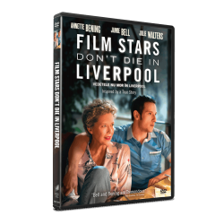 Vedetele nu mor în Liverpool / Film Stars Don't Die in Liverpool - DVD