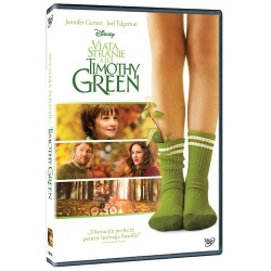VIAŢA STRANIE A LUI TIMOTHY GREEN / THE ODD LIFE OF TIMOTHY GREEN - DVD
