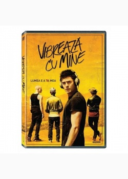 VIBREAZĂ CU MINE / WE ARE YOUR FRIENDS - DVD