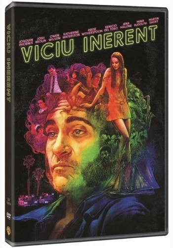 VICIU INERENT / INHERENT VICE - DVD