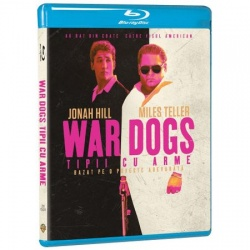WAR DOGS: TIPII CU ARME / ARMS AND THE DUDES - BD